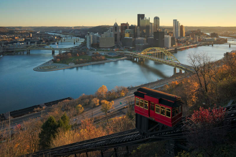 City of Pittsburgh, Incline
